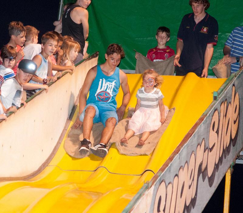 Giant Slide Mango Hill